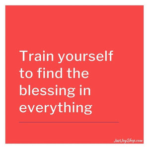 Blessing in Everything