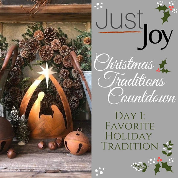 On the first day of Christmas - Traditions