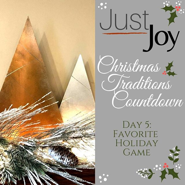 On the 5th day of Christmas - Traditions