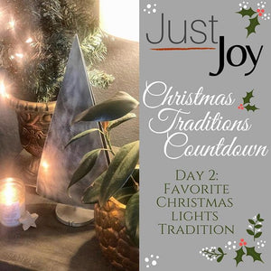 On the second day of Christmas - Traditions