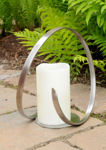 Encircled Candle Holder