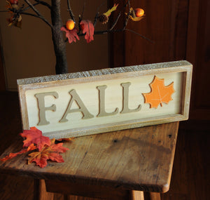 Fall Sign