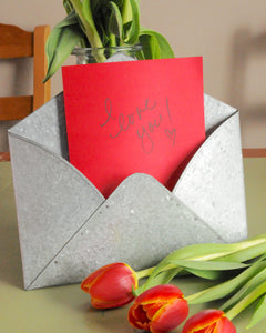 Tin Envelope