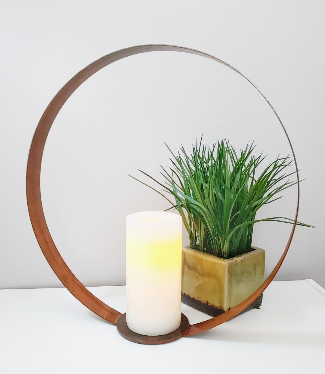 Surround Candle Holder