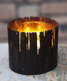 Steel Aspen Candle Ring