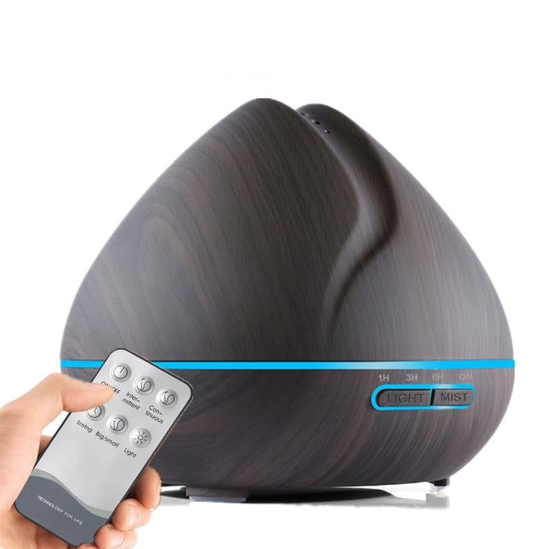 Remote Control Aromatherapy Air Humidifier