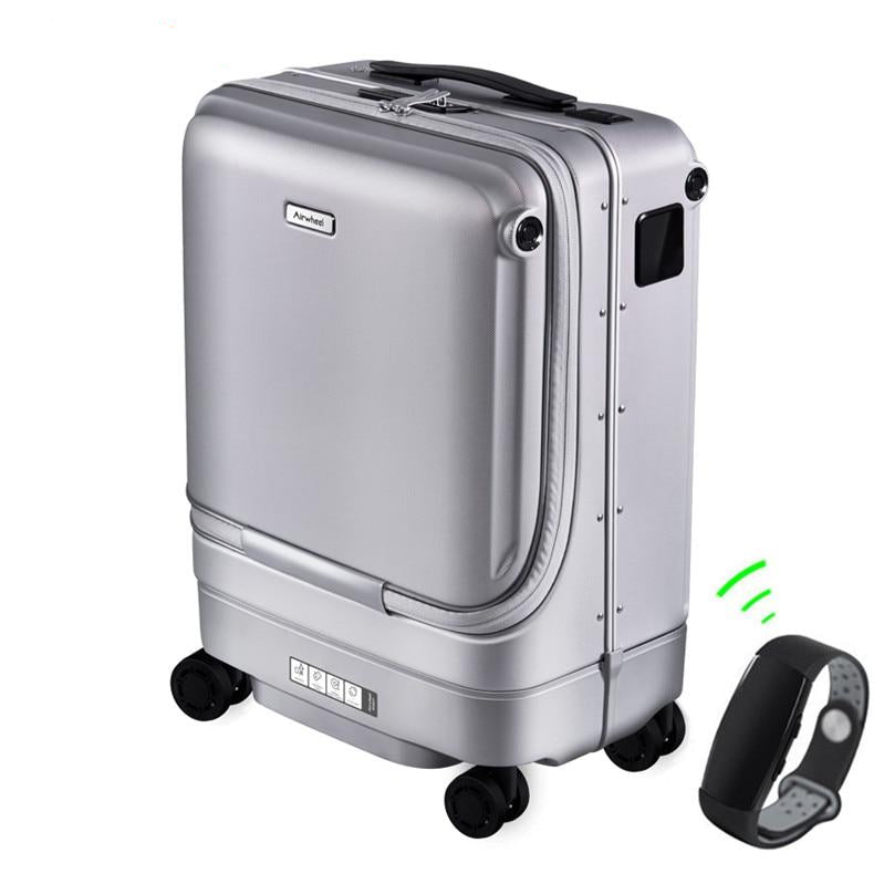 Auto-following Intelligent / Stylish Luggage