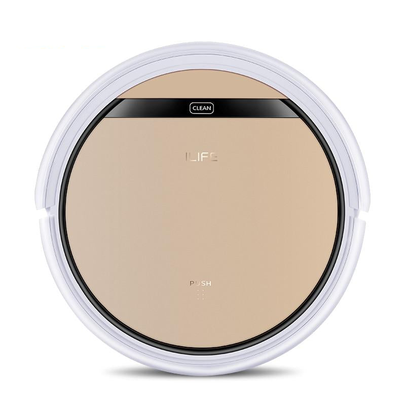 Rechargeable Automatic Robot Vacuum Cleaner