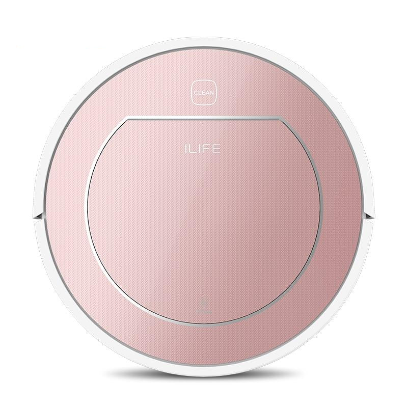 Wet and Dry Smart Robot Vacuum Cleaner