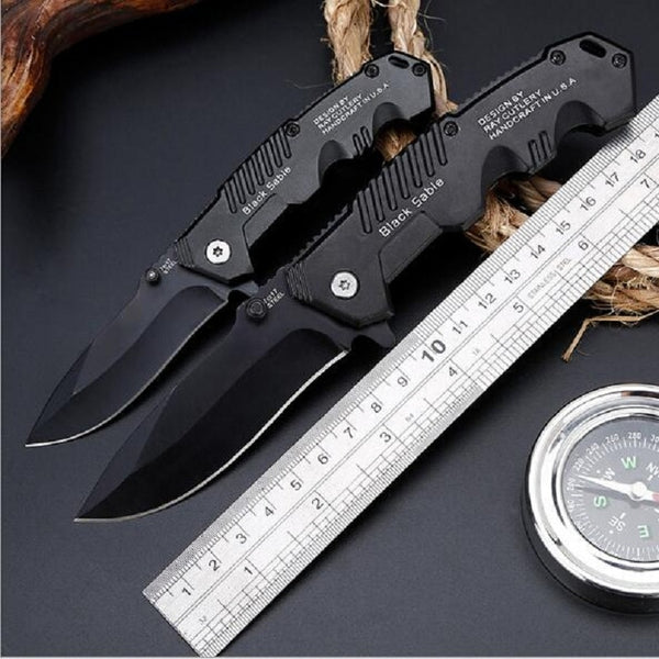 Tactical Multi-function Survival Folding Knife