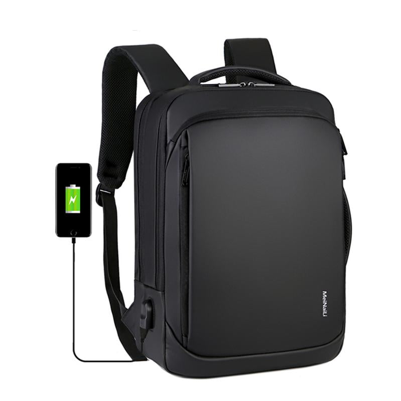 Anti Theft Multi Function Charging Backpack