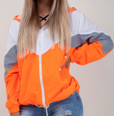 Sporty Wind Breaker