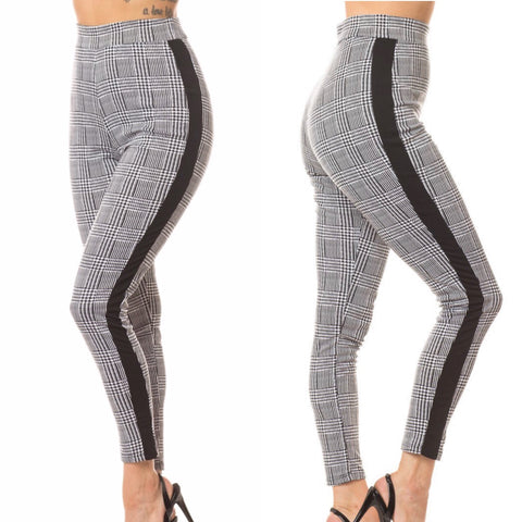 High Waist Pencil Pants