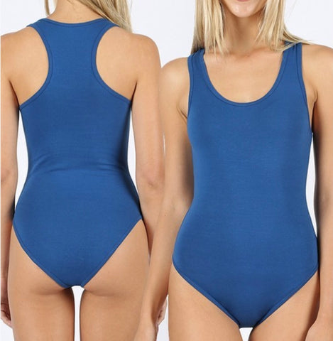 Plain Bodysuit (Many Colors)