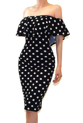 Polka Dot Milly Dress