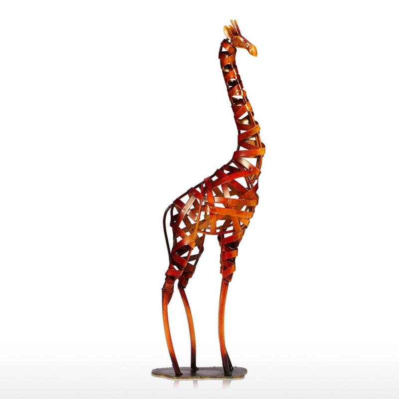 Giraffe Contemporary Art Display