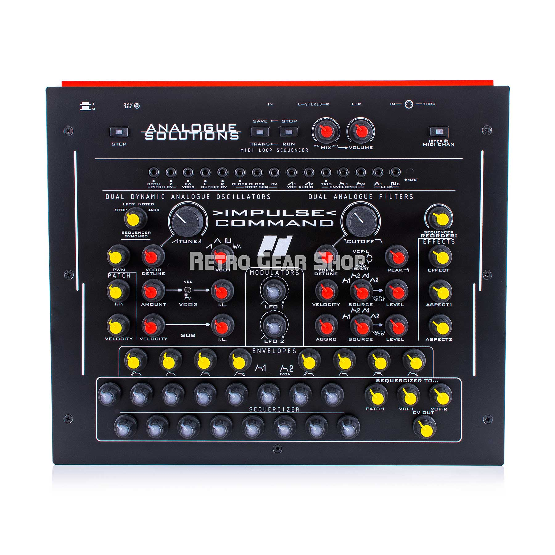 Analogue Solutions Synthesizers