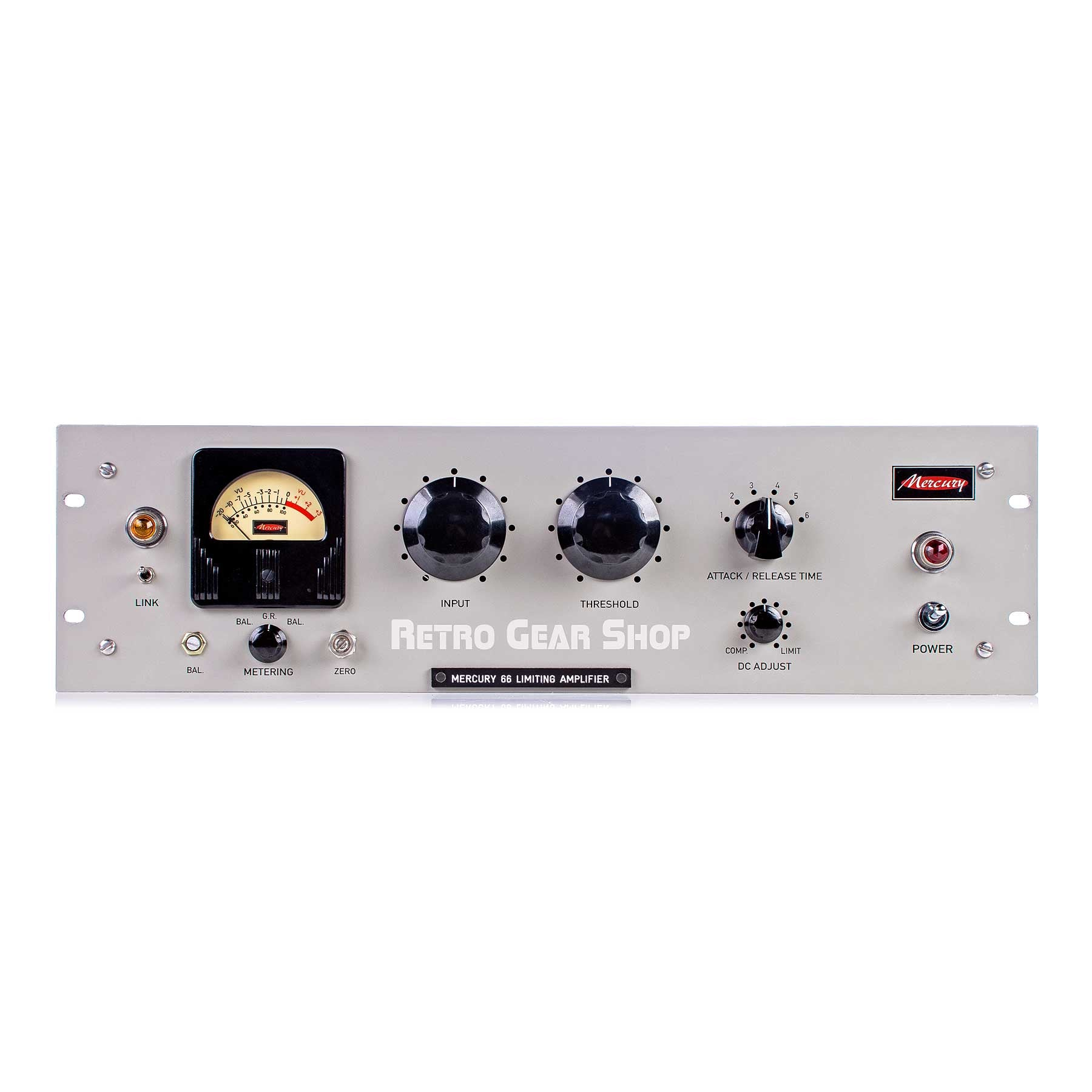 Mercury Recording Equipment Company Outboard Tube Gear