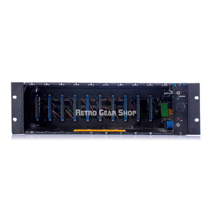API 500VPR 10 Slot 500 Series Rack