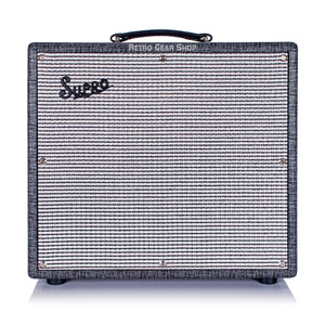 Supro 1695T Black Magick 25W 1x12 Tube Combo Amp Mint Guitar Amplifier