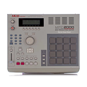 Akai MPC2000 Rare Vintage Drum Machine Sampler Puff Daddy MPC 2000