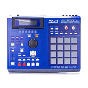 Akai MPC2000XL Top