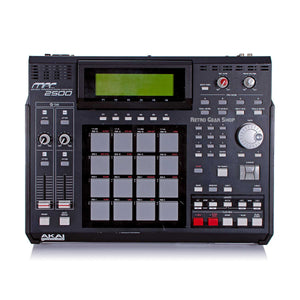 Akai MPC2500 Music Production Center Drum Machine Sampler