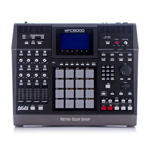 Akai MPC5000 Vintage Sampler Drum Machine Synth MPC 5000 owned by Puff Daddy from Daddy's House