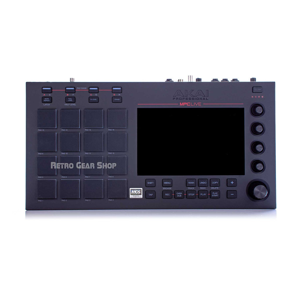 Akai MPC Live Sampler/Sequencer