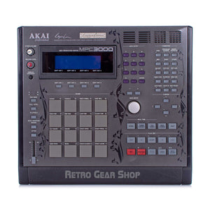 Akai MPC3000 LE Limited Edition Vintage Sampler Drum Machine Synth MPC 3000LE