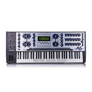 Alesis Andromeda A6 Analog Polysynth Synthesizer Keyboard