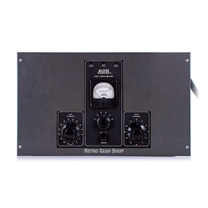 Altec 322C Grey Serviced Rare Vintage Tube Compressor Limiter Amplifier A 322 C + P511 Power Supply