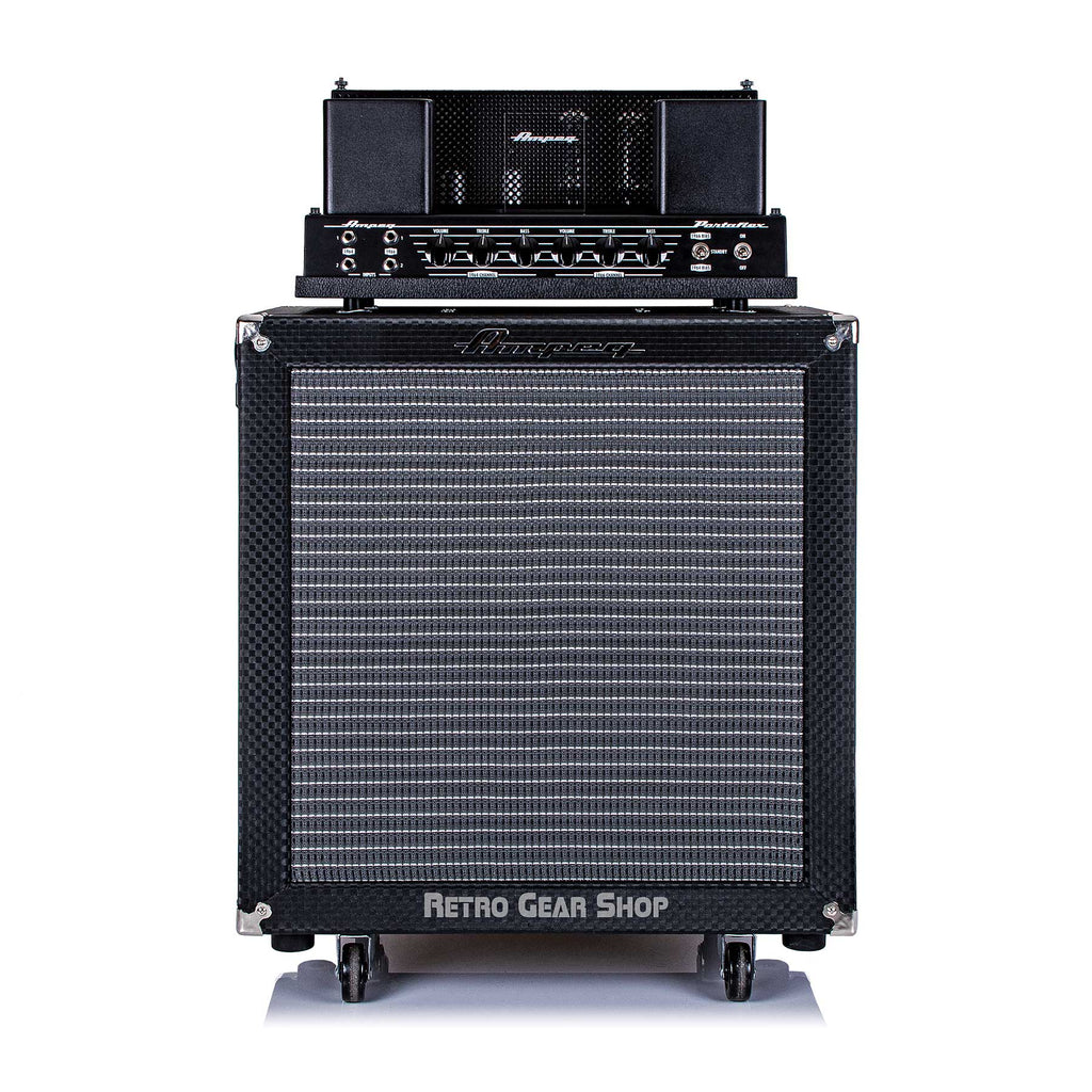 Ampeg Heritage B-15N Limited Edition 2013 USA #143 of 250 All Tube Bass Amp Combo Amplifier