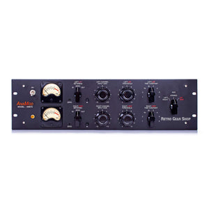 AnaMod AM670 Stereo Compressor Limiter Fairchild Recreation