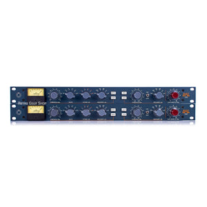 BAE 10DC Stereo Pair Compressor Limiter + PSU