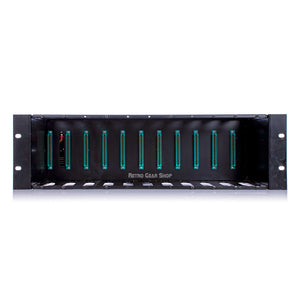 BAE 500 Series 11 Space Rack with Power Supply PSU #2