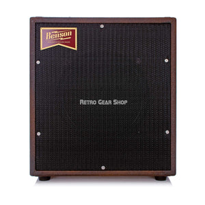Benson Amps Monarch 1X12 Cab Bourbon Burst Black Grill