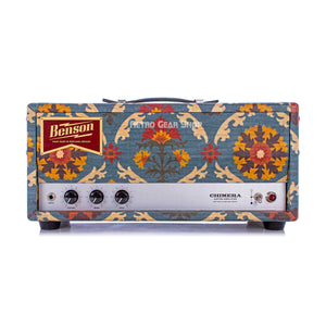 Benson-Amps-Chimera-30-Watt-Head-Aunt-Gertie-Custom-Finish