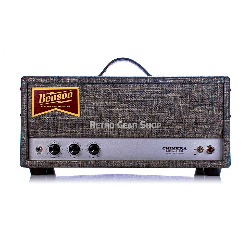 Benson Amps Chimera Head Night Moves 30W Tube Guitar Amplifier