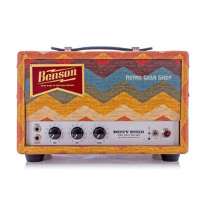 Benson Amps Dizzy Bird 1 Watt Reverb Old Mexico Custom Boutique