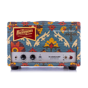 Benson Amps Earhart 15W Head Aunt Gertie Finish