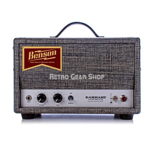 Benson Amps Earhart Head Night Moves 15W Tube Guitar Amplifier