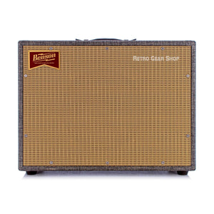 Benson-Amps-Earhart-Reverb-1x12-Night-Moves-Combo-Wheat-Custom-Grill-Boutique