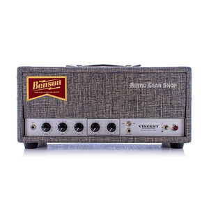 Benson Amps Vincent Head 30W Guitar Amplifier Night Moves finish