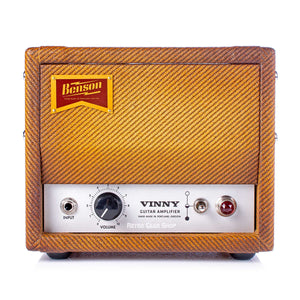 Benson Amps Vinny 1 Watt Head Bourbon Burst Finish