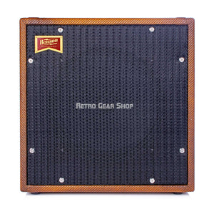 Benson Amps Vinny 1x10 Cab Bourbon Burst Custom Finish Black Grill