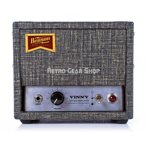Benson Amps Vinny 1W Guitar Amp Head Night Moves
