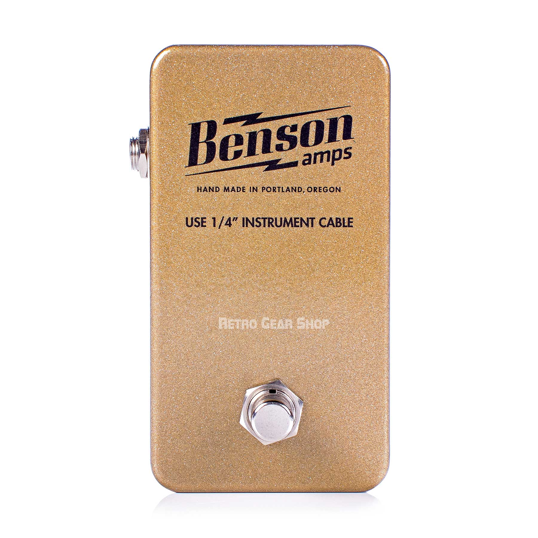 Benson Amps Footswitch