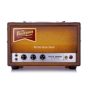 Benson Amps Tall Bird Bourbon Burst Custom Premium Finish