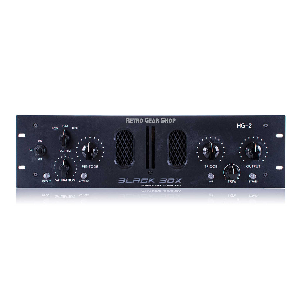Black Box Analog Design HG-2 Saturation Processor